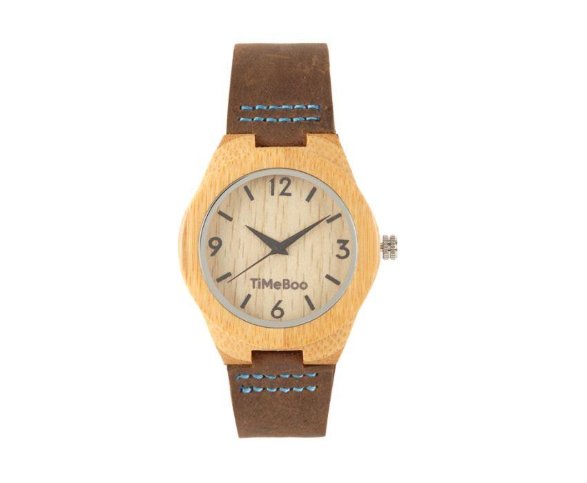 Unisex Horloge Medium - Blauw
