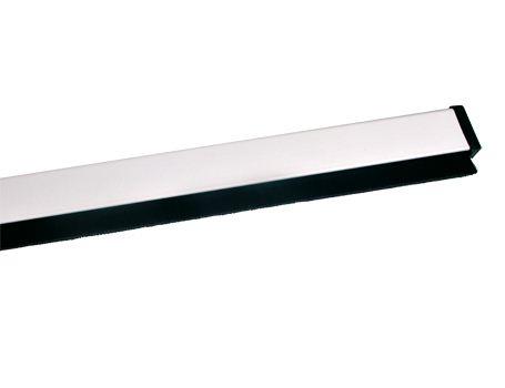 Deurborstel automatic zelfklevend - wit - 1m