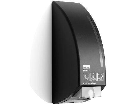 Toiletbril reiniger Dispenser