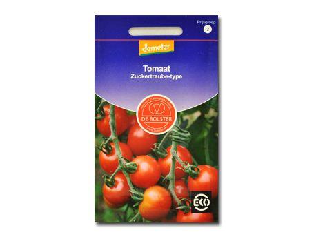 Biologische groenten Tomaat Zuckertraube