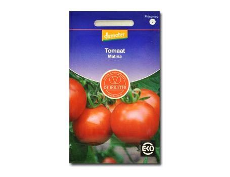 Biologische groenten Tomaat Matina