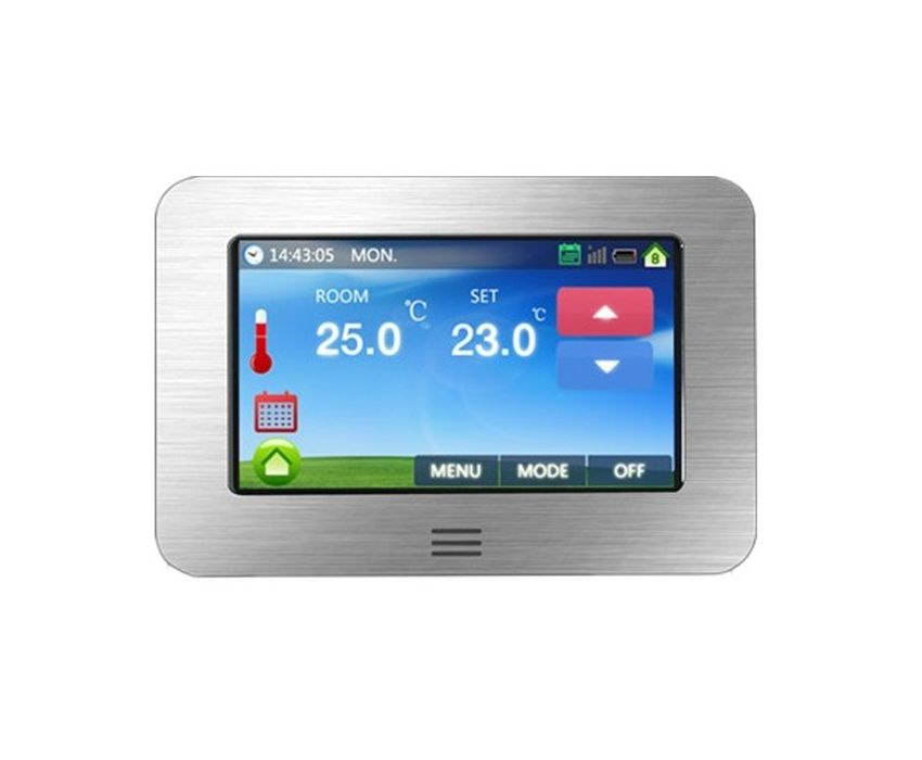 WIFI thermostaat touchscreen