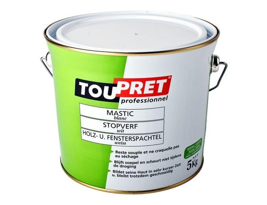 Stopverf - wit 5kg