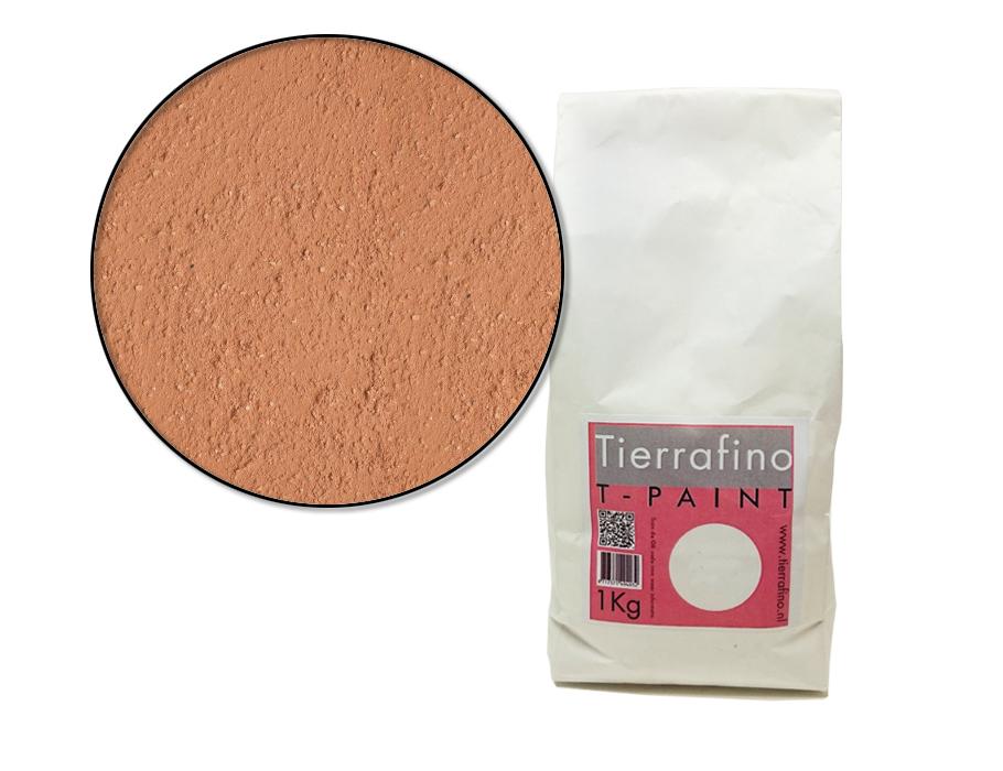 Leem Structuurverf -Tpaint - testverpakking