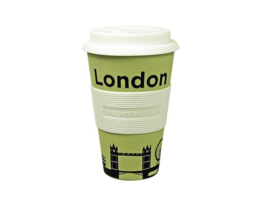 Koffie beker to go Londen
