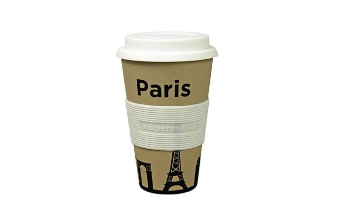 Koffie beker to go Parijs