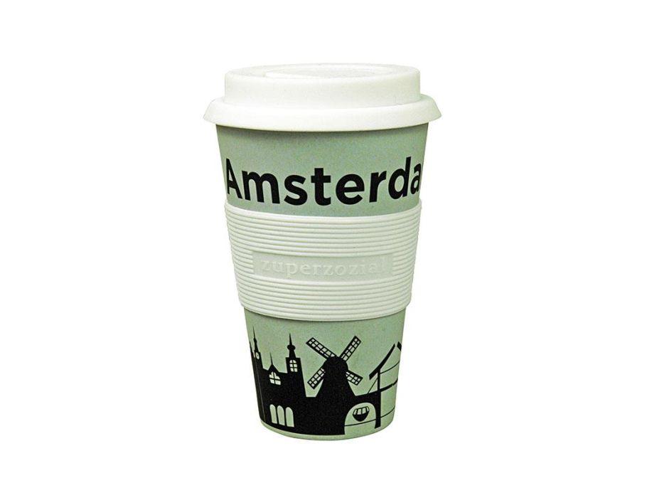 Koffie beker to go Amsterdam