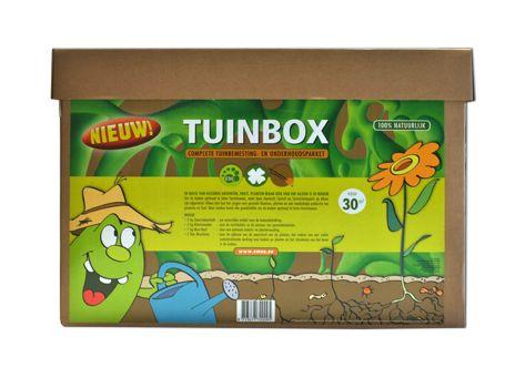Bokashi Tuin-box