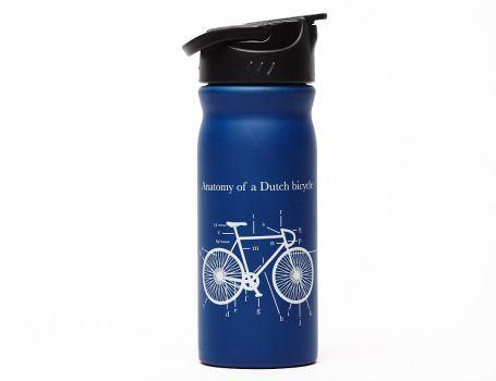 Trinkflasche Holländisches Fahrrad 400ml