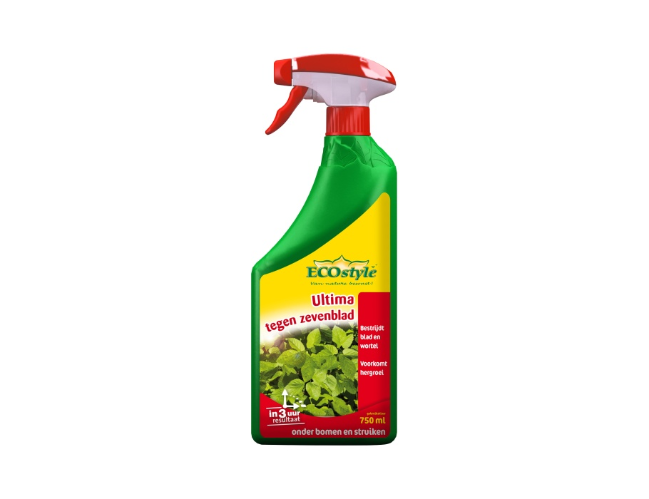 Ultima zevenblad spray - 750 ml