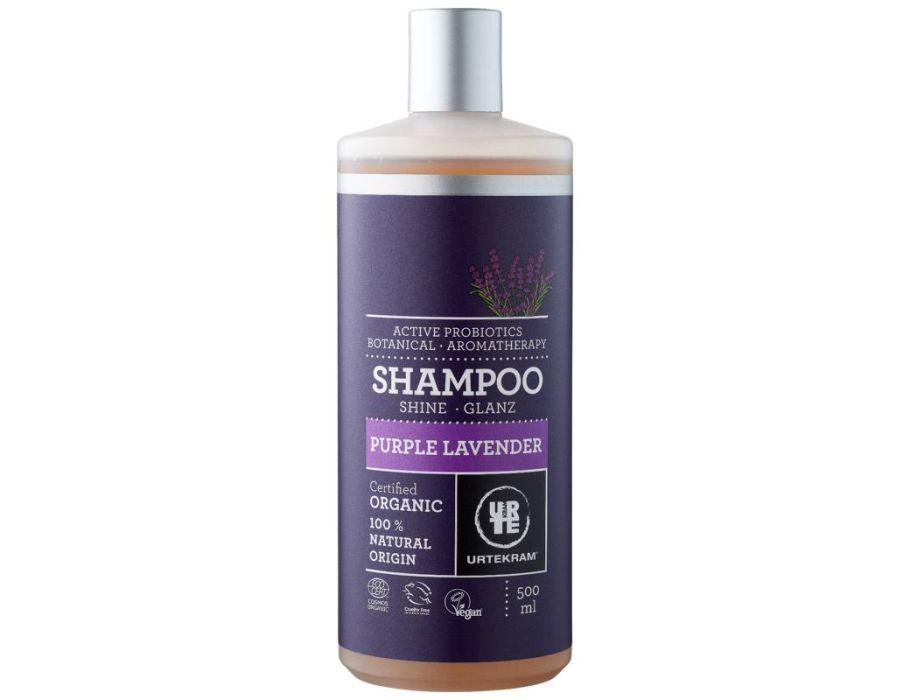 Shampoo Lavendel - Glanzend haar