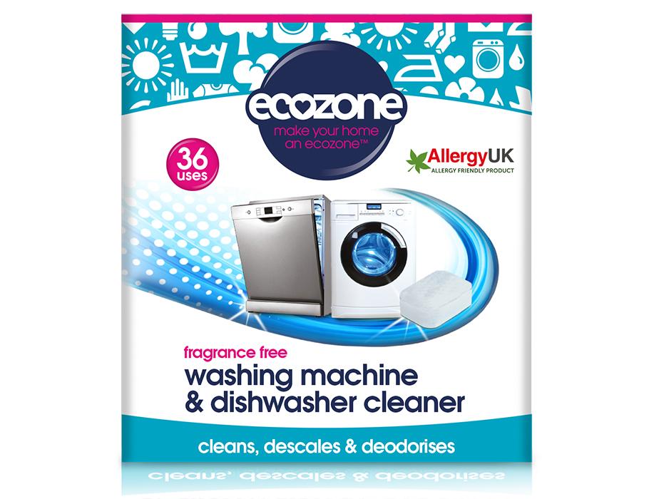Wasch- und Spülmaschinenentkalker 36 Stück