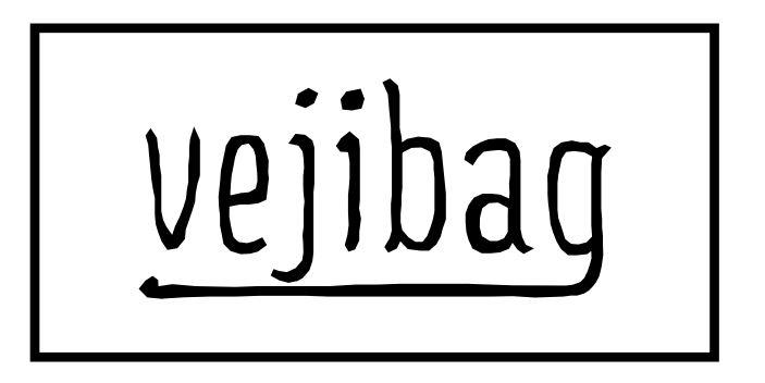 Vejibag logo