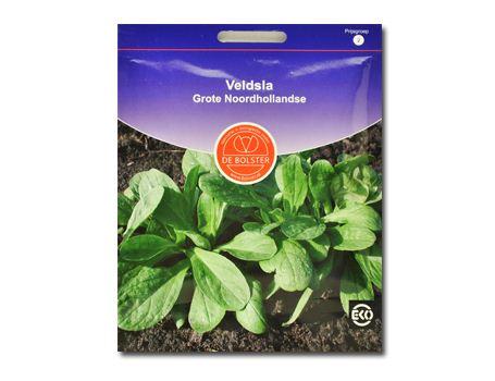 Biologische groenten Veldsla