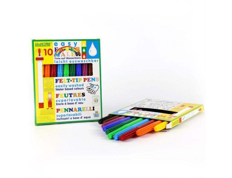 Fasermaler 10 Farben