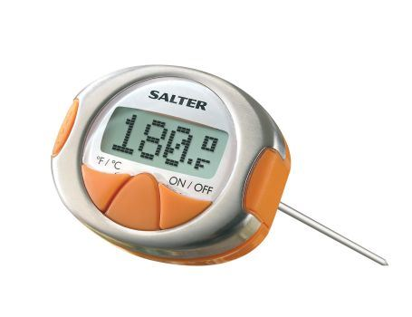 Digitale vleesthermometer