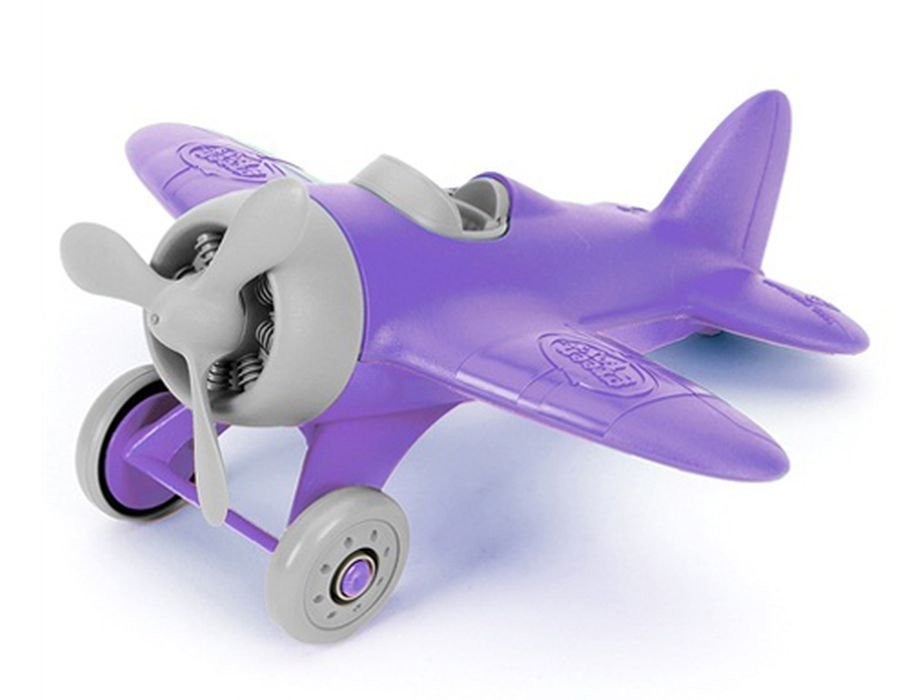 vliegtuig-paars