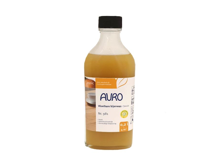 Auro flüssiger Bienenwachs Nr 981