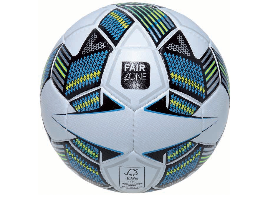 Voetbal - FSC rubber