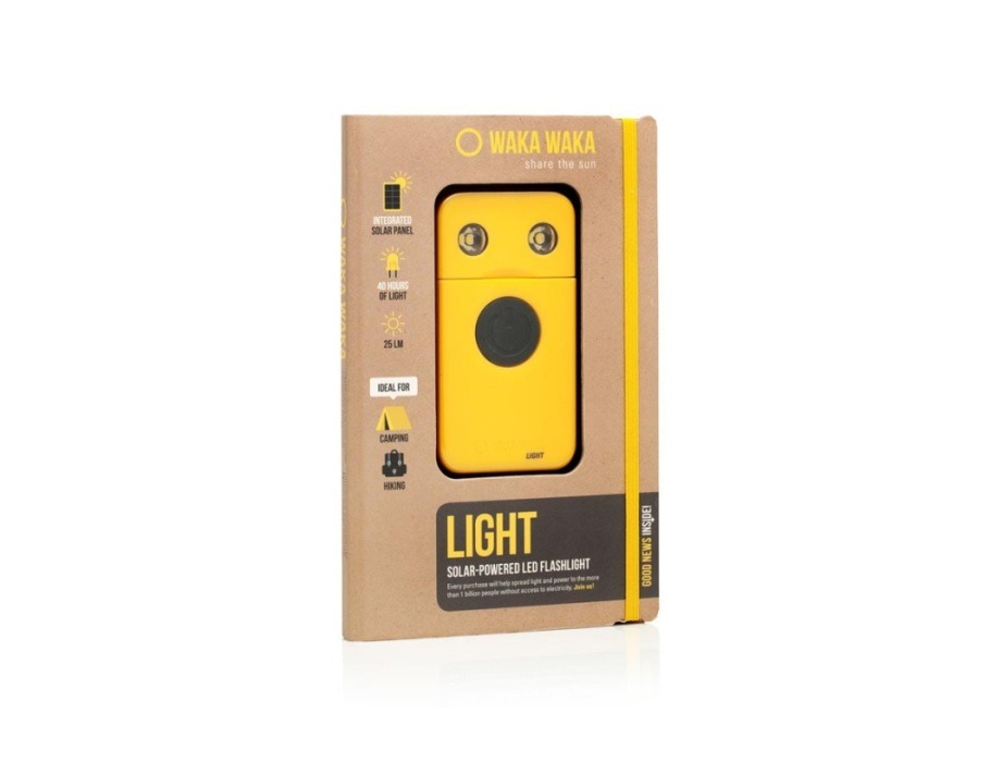 WakaWaka - Light - yellow
