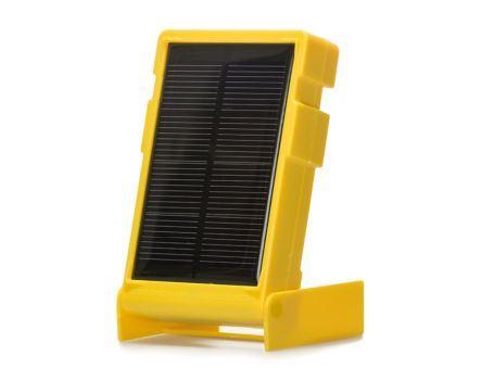 Solarlampe Gelb