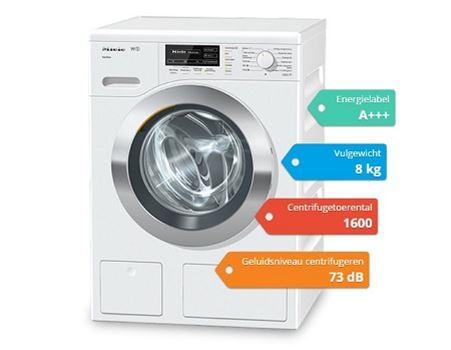 Bundles wasmachine abonnement - Luxe