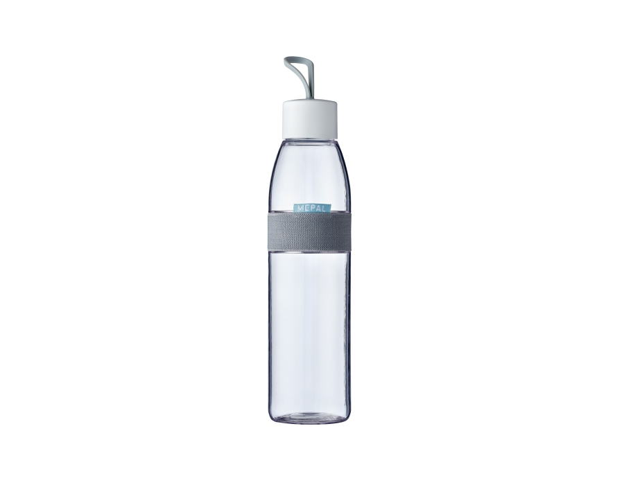 Waterfles ellipse 700 ml - Wit
