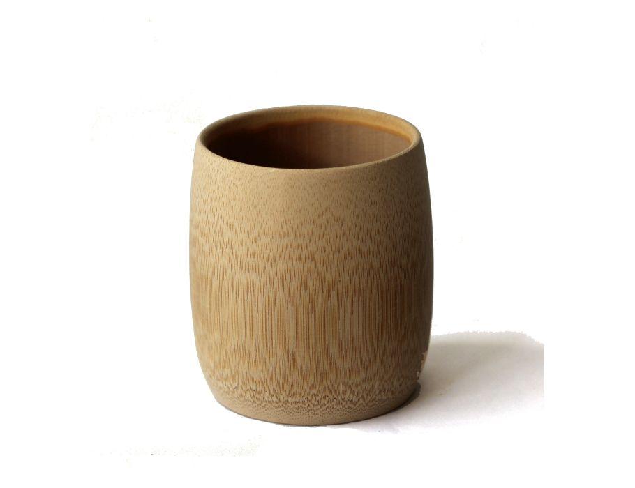 Wattenstaafjes houder bamboe