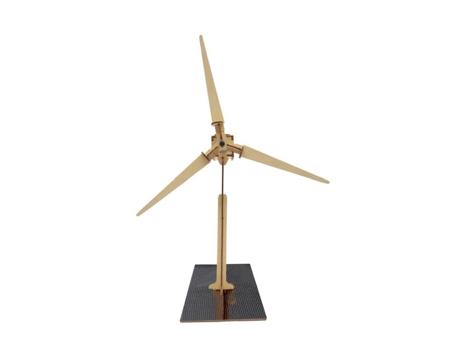 Bouwpakket - Windmolen op zonne-energie