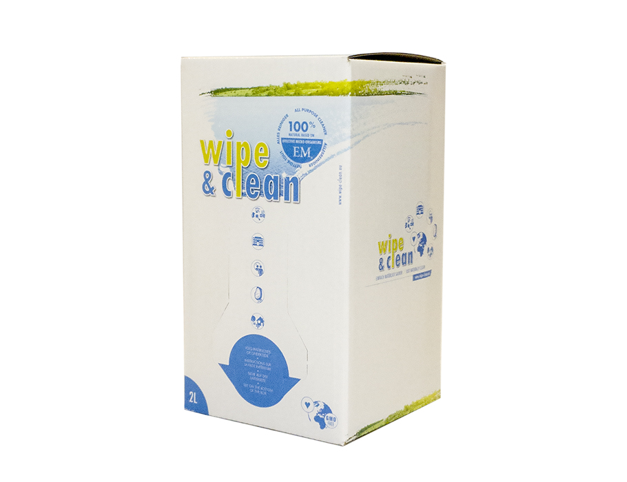 Wipe en Clean - Classic - 2 l