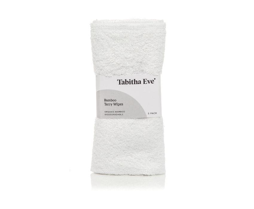 Zachte handdoekjes - 5 st.-  Bamboe