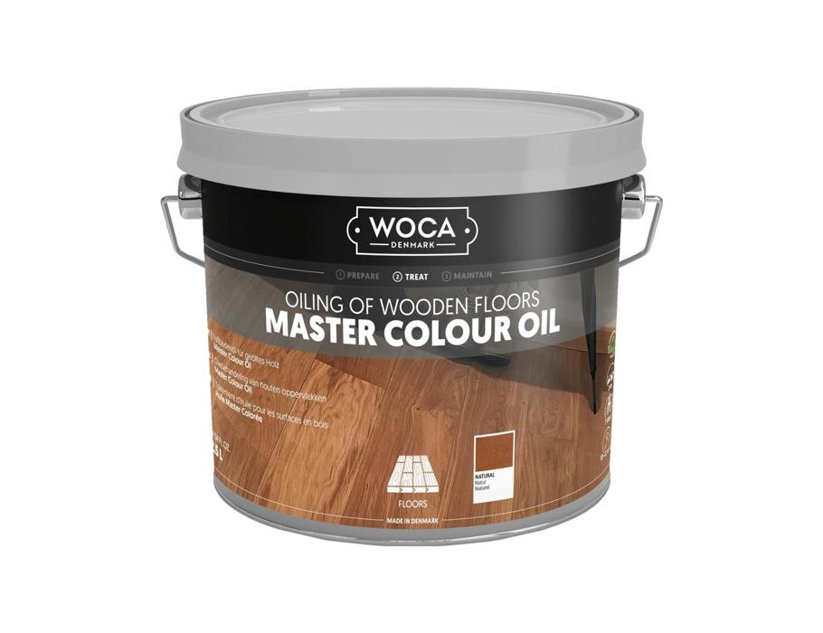 Master Colour Oil - Naturel - 2,5L