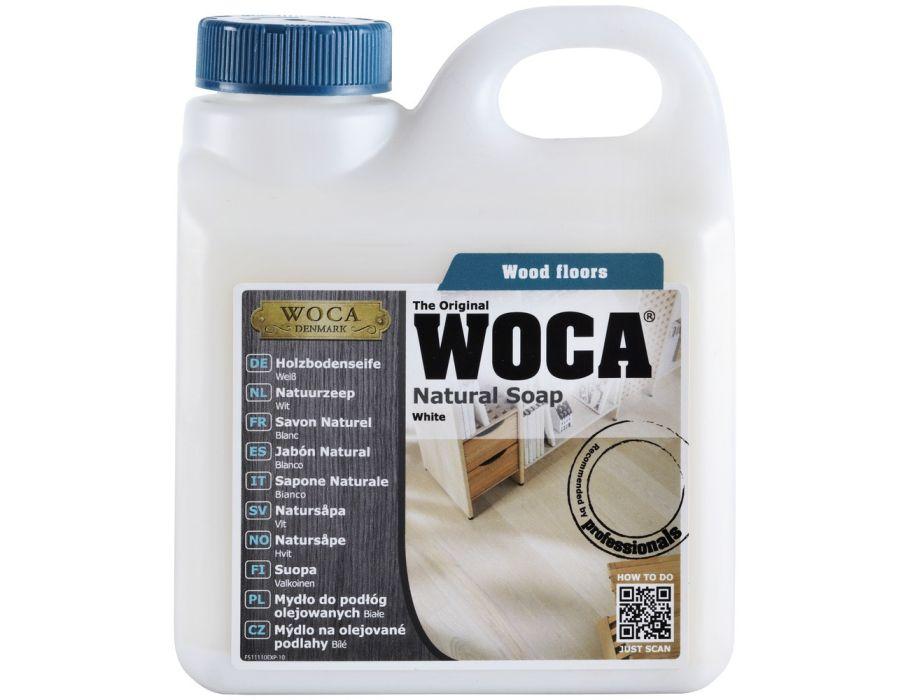 Woca - Zeep - wit - 1L