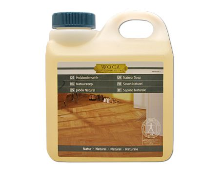 Woca - Zeep - naturel - 2,5ltr