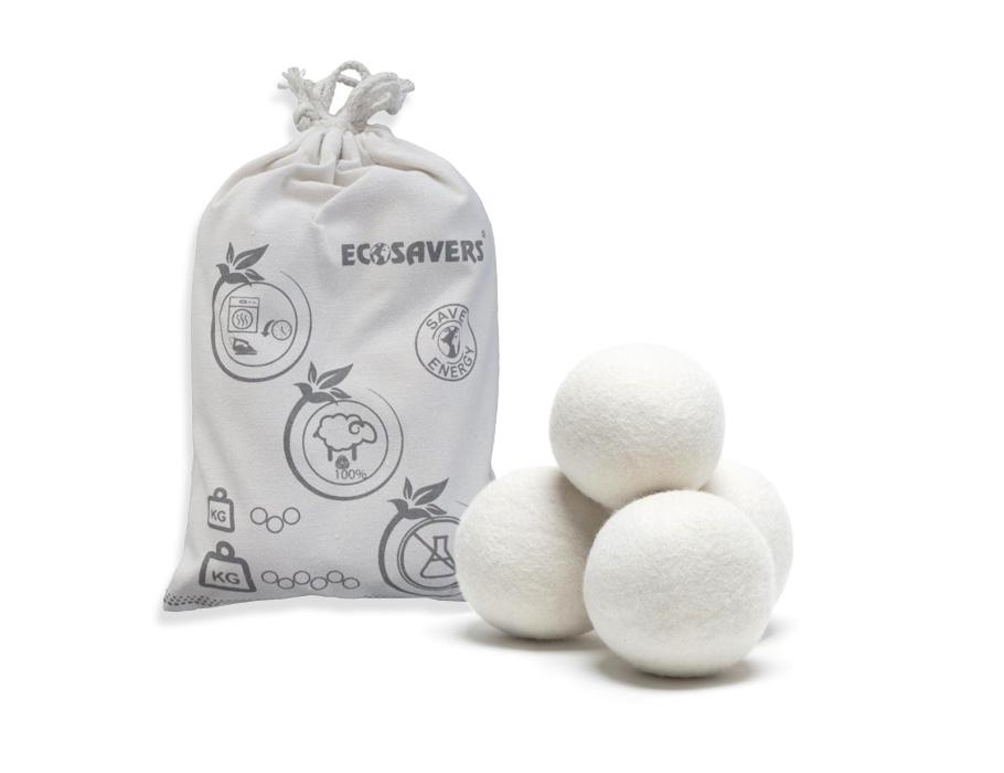 Dryer Balls Wool 6st.