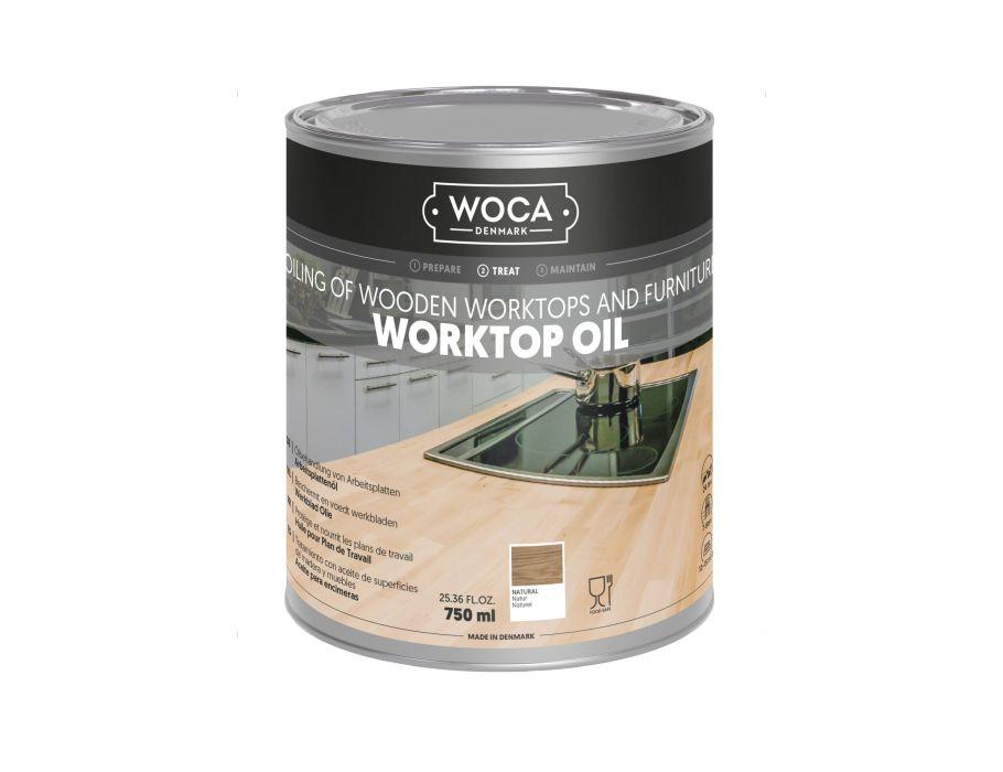 Werkblad olie