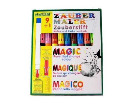 Magic Pen - 9 Farben