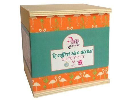 Zero Waste Geschenk doos Oranje