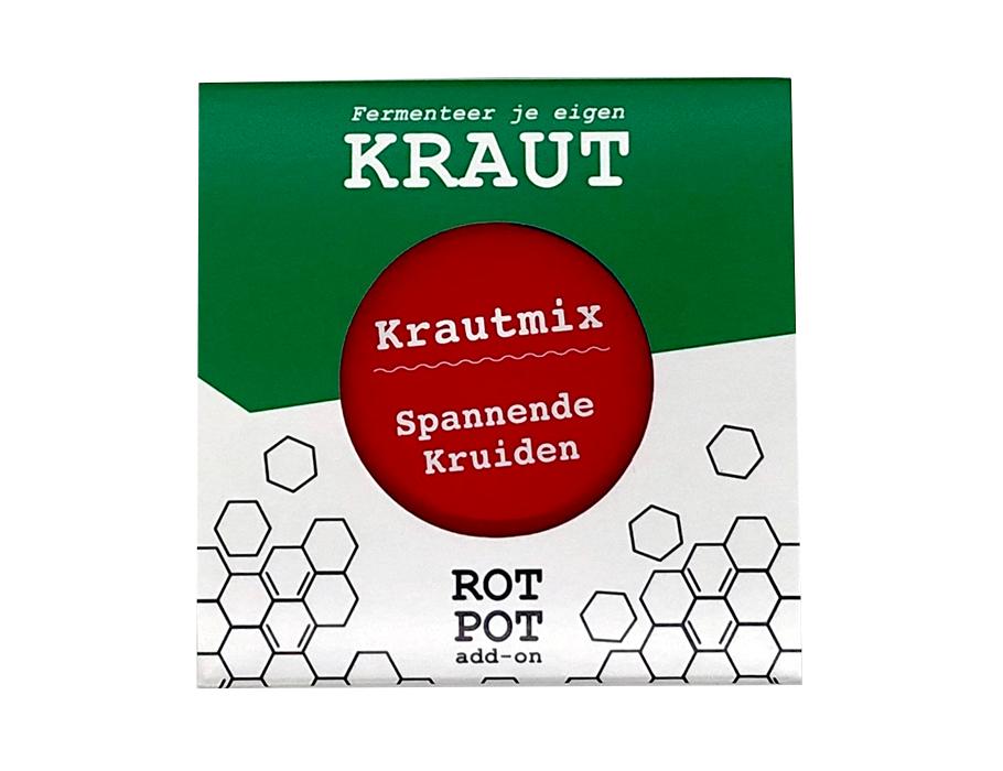 Spannende zuurkool kruidenmix - Uitbreiding voor Rotpot