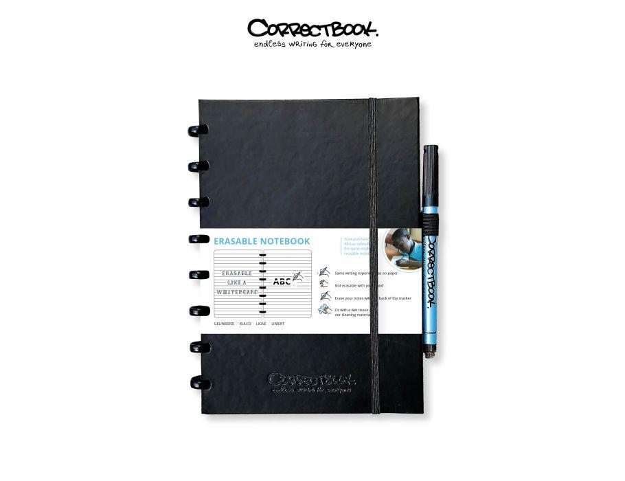 Correctbook A5-Hardcover