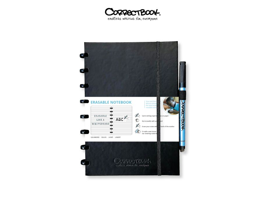 Correct book A5- Hardcover Premium