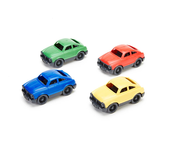 Green Toys Mini Speelgoed Auto Blauw Eco Logisch Webshop