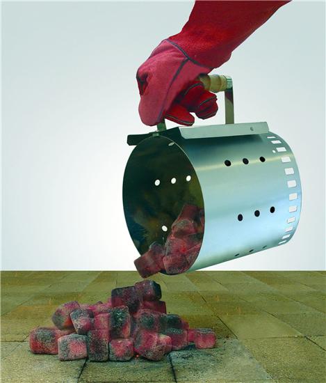Ecobrasa Aansteker voor de BBQ blokjes | Eco Logisch webshop