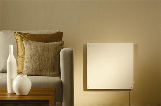 Econo heat elektrisch verwarmingspaneel 400 watt eco for Zuinige elektrische verwarming met thermostaat