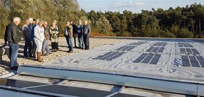 Proef met zonnefolie HyET Solar in Eerbeek beëindigd
