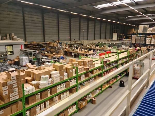 ECO-Groothandel will am neuen Standort weiter wachsen