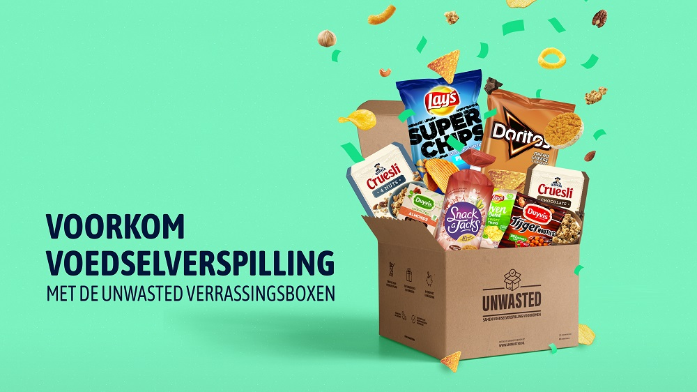 Dit is Unwasted: de anti-verspillingsdienst van PepsiCo
