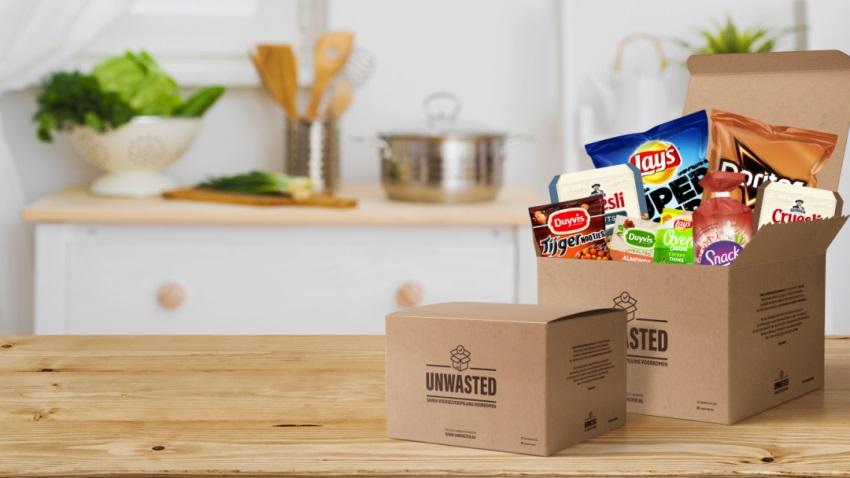 Dit is Unwasted: de anti-verspillingsdienst van PepsiCo