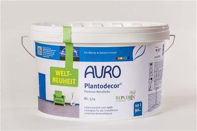 Auro neuen Plantodecor Premium-Wandfarbe