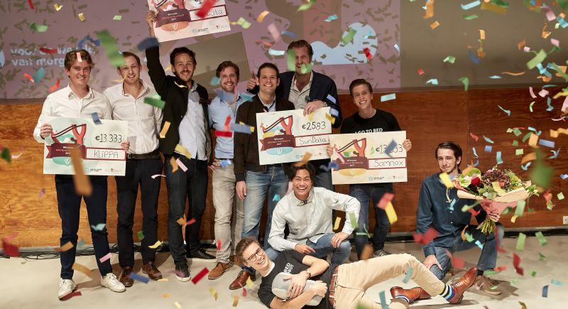 Winnaars van de ASN prijs